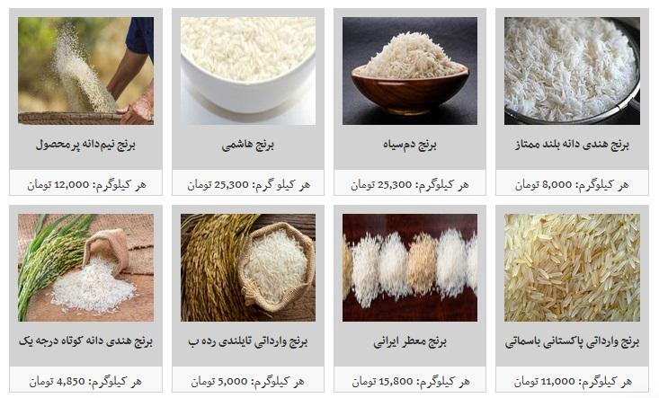 قیمت-برنج-2