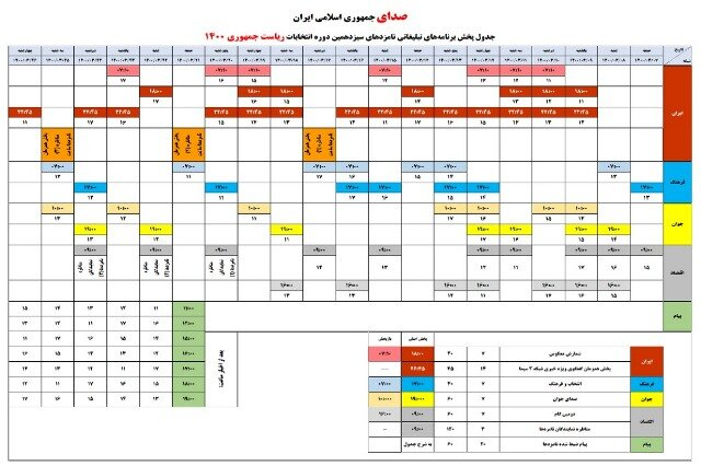 انتخابات+جدول۱