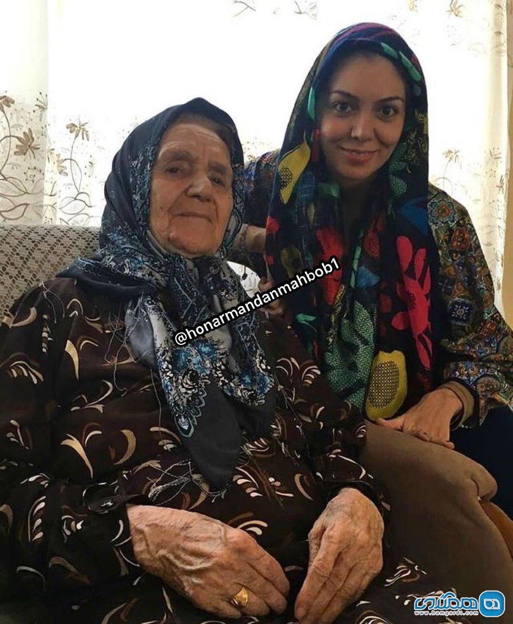 مادربزرگ-نامداری