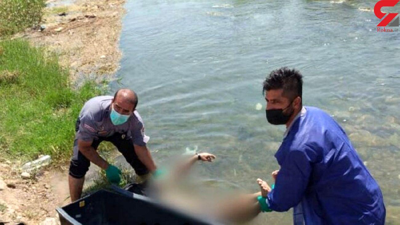 کشف-جسد-در-کانال-آب