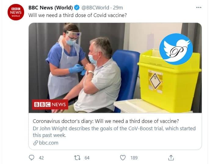 واکسن+کرونا+توییت