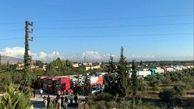 دومین کاروان محموله سوختی ایران به لبنان رسید