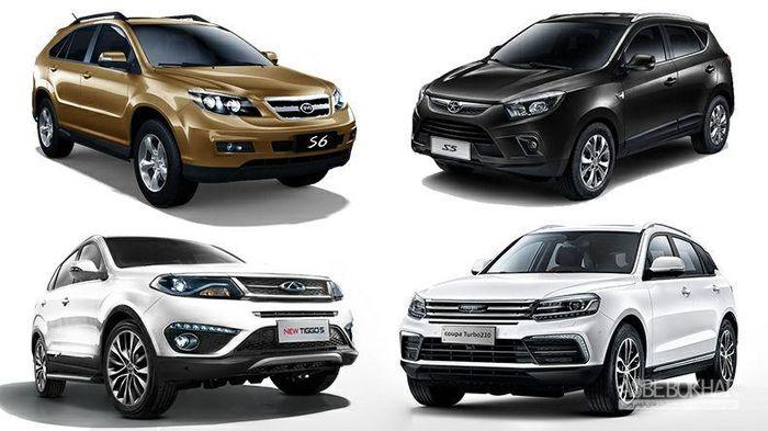 پیش بینی جدید درباره قیمت خودروهای چینی