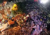 نجات کودک سه ساله از زیر آوار، سه روز پس از زلزله ترکیه + فیلم