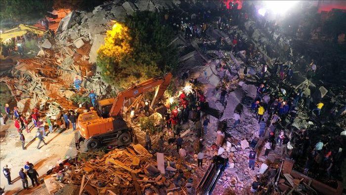آمار تلفات زلزله ترکیه افزایش یافت