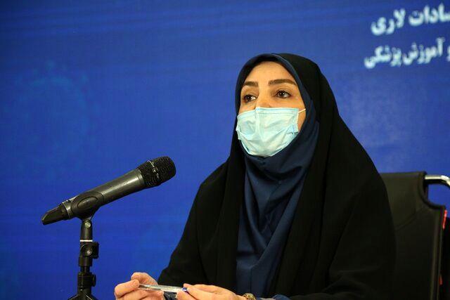 آمار فوتیهای کرونا در ایران (۹۹/۱۱/۱۴)