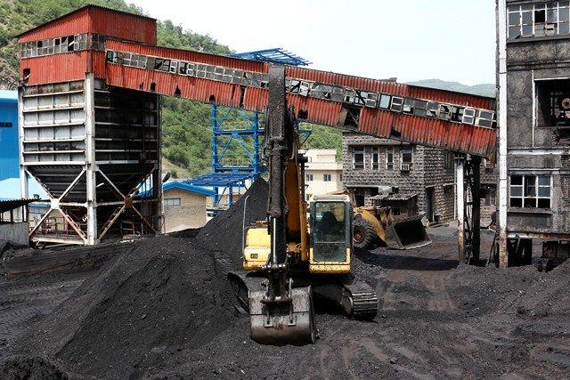 رشد  تولید زغال سنگ ایمیدرو در آذر ماه