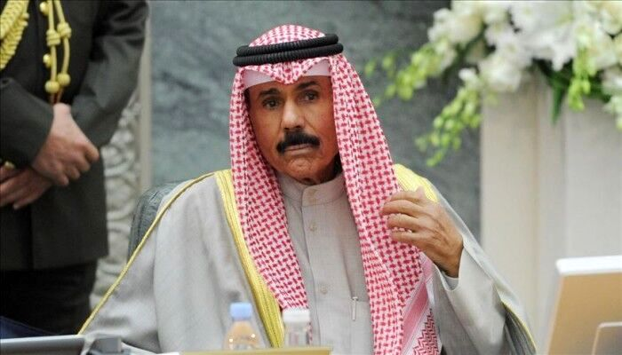 واکنش امیر کویت به استعفای دولت