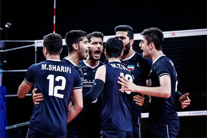 رقبای والیبال ایران در آخرین هفته