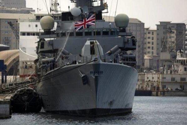 اعزام کشتی جنگی انگلیس به دریای سیاه + جزئیات