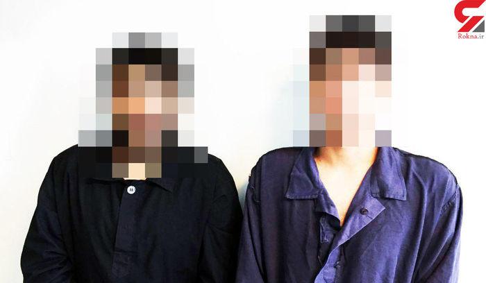 شلیک دقیق پلیس به ۲ سارق تهرانی