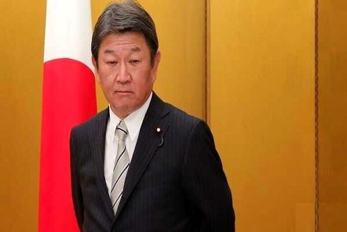 تقویت روابط در سفر وزیر خارجه ژاپن به ایران