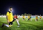 قول دلچسب بیرانوند دروازهبان تیم ملی