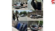 کشف یک خودرو با جنازه در دماوند