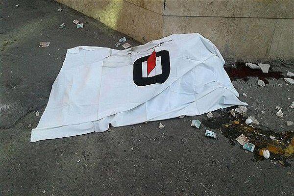 حادثه برای کارمند سفارت سوئیس در برج کامرانیه