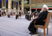 روحانی:از مردم به خاطر نقص ها عذرخواهی می کنیم