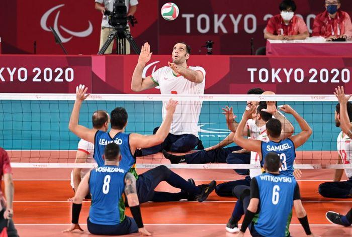 والیبال نشسته ایران به مدال طلا رسید