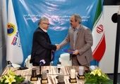 بازدید جهانگیری از ایران اویل شو