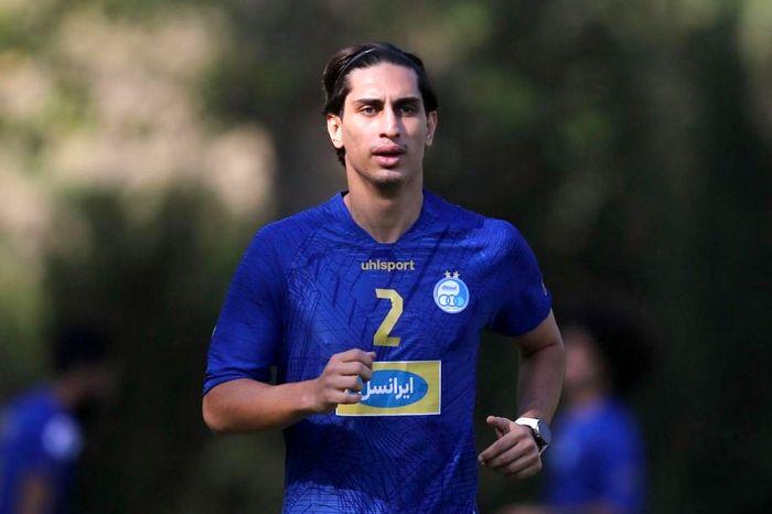 تیم جدید محمد نادری مشخص شد