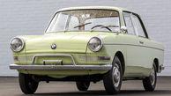 خودروی خاص ب.ام.و بدون جلوپنجره! + تصاویر