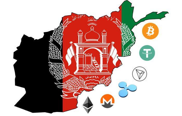 بازار ارزهای دیجیتال به کمک مردم افغانستان آمد