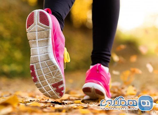 بهترین زمان پیاده روی برای اینکه لاغر شویم