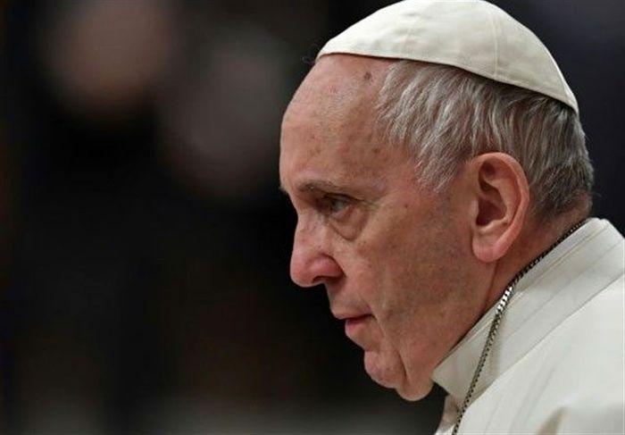 رهبر کاتولیکهای جهان در راه عراق