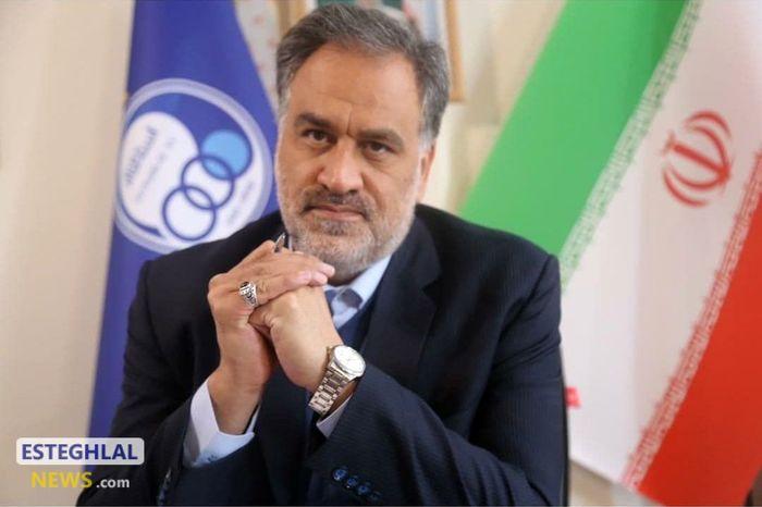 فوری/ احمد مددی از سمت خود استعفا داد