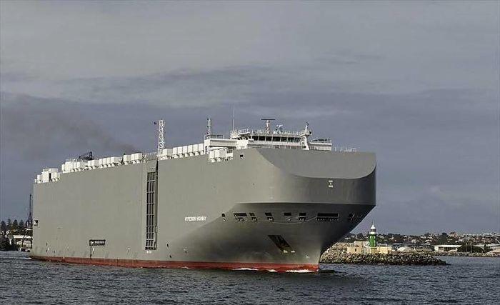 مکان دقیق حمله به کشتی اسرائیلی + عکس