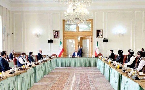 هدف ایران از میزبانی برای مذاکرات طالبان چه بود؟