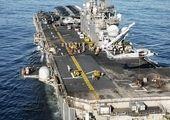 واکنش ایران به تحرکات نظامی آمریکا در خلیج فارس