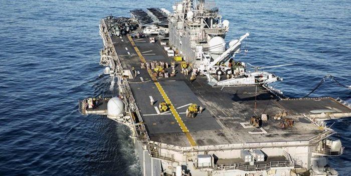 آمریکا به دریای سیاه لشگر کشی می کند؟