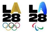 رونمایی از لوگوی بازیهای المپیک و پارالمپیک ۲۰۲۸