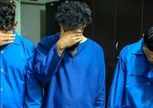 تیم داعشی در مناطق نزدیک به ایران دستگیر شد