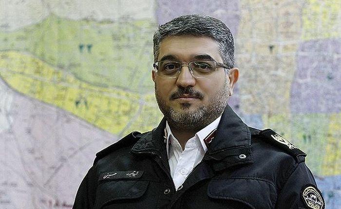 کنترل ورود و خروج خودروها از تهران و کرج