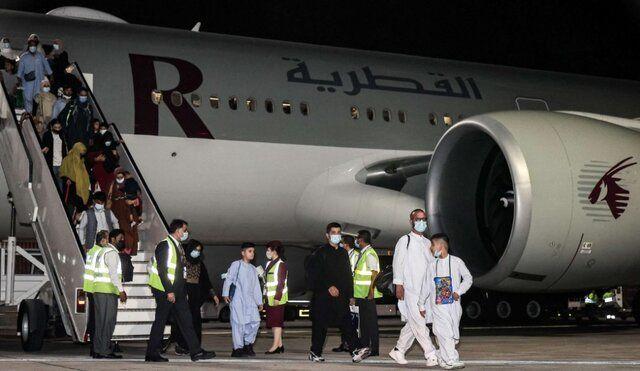 اولین پرواز مسافربری از فرودگاه کابل انجام شد