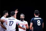 گزارش زنده والیبال؛ ایران ۰ – استرالیا ۲