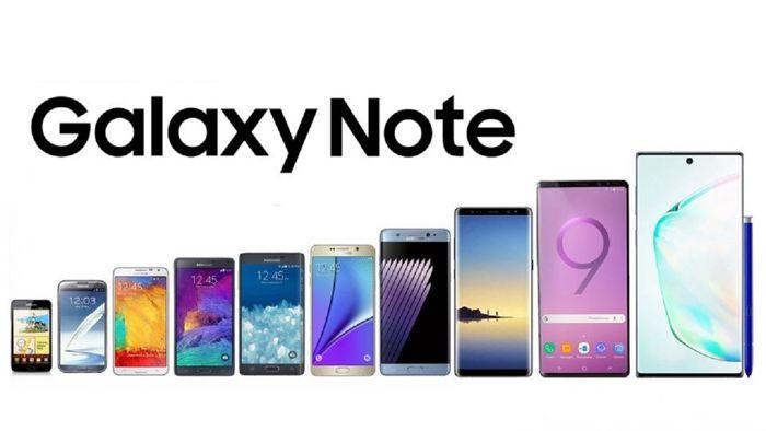 قیمت گوشی های سری NOTE سامسونگ + جدول