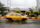 هشدار هواشناسی نسبت به بارش باران و وزش باد شدید