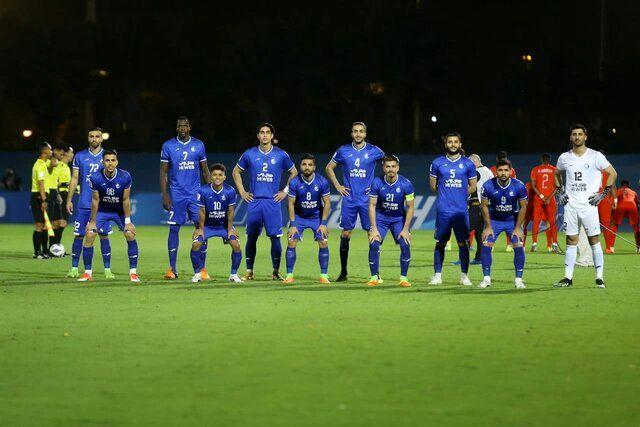 گزارش زنده از لیگ قهرمانان؛ استقلال ۰ – ۰ الاهلی