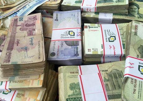 آمار بانک مرکزی از حجم نقدینگی در سه ماهه نخست سال