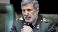 توضیحات وزیر دفاع درباره انتقام خون سردار سلیمانی از آمریکا