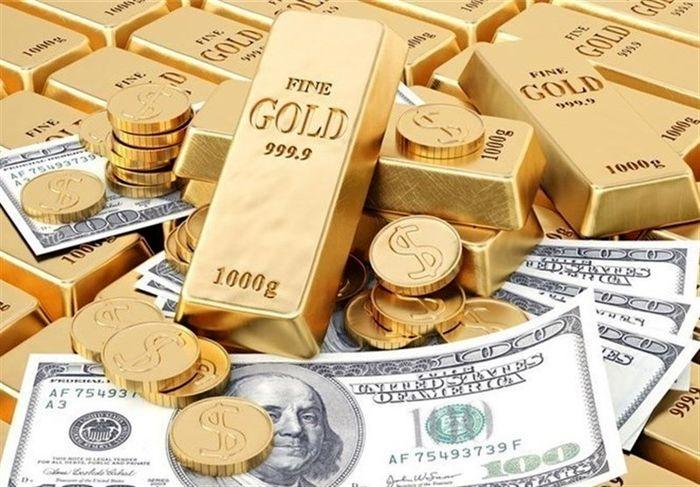 آخرین قیمت طلا و دلار در بازار (۹۹/۰۵/۰۹)