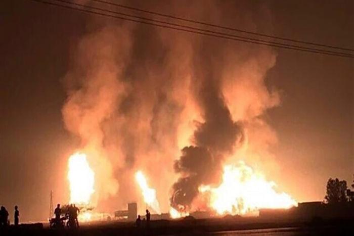 انفجار وحشتناک تبریز تلفات برجای گذاشت!