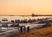 تصاویر/ پرورش ماهیان خاویاری در منطقه مرزی آستارا