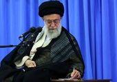 دیدار رهبر انقلاب با مردم تبریز + فیلم