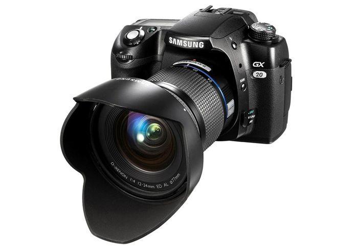 قیمت دوربینهای عکاسی سامسونگ در بازار + جدول