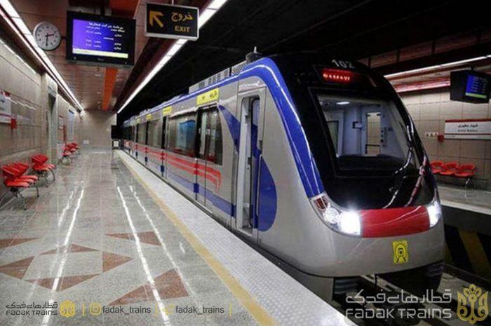 تغییر در زمان فعالیت مترو و اتوبوس