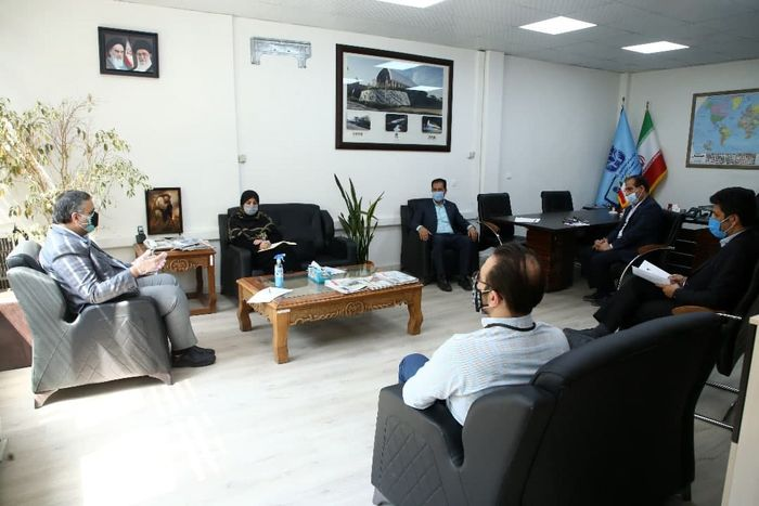 برگزاری نشست کمیته روابط عمومی، تبلیغات و اطلاع رسانی اکسپو