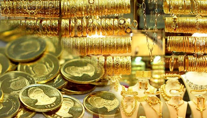 کاهش قیمت سکه در بازار / آخرین نرخ طلا (۱۴۰۰/۰۱/۱۹)